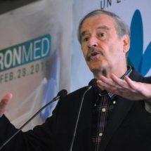 Fox arremete contra AMLO: Que poca cosa se veía López, dice