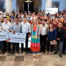 Gobierno de Oaxaca fortalece empresas locales
