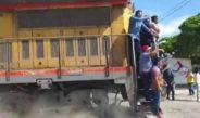 Desalojo violento de ferrocarrileros en Ixtepec