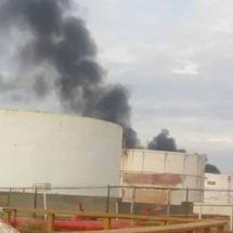 Explosión en refinería de Salina Cruz causa alarma