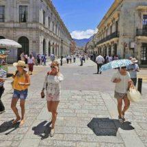 Aporta EU más turistas a Oaxaca: Sectur