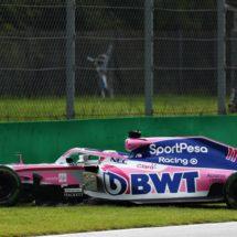 'Checo' Pérez acepta que necesita un nuevo motor para Monza