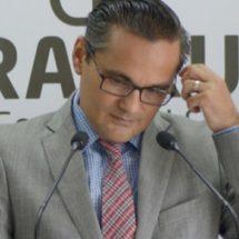 Desechan recurso contra destitución de ex fiscal de Veracruz