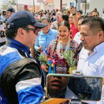 Bienvenidos pilotos de la Carrera Panamericana: Dávila