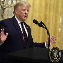 """Trump, sobre la idea de montar un foso con serpientes junto al muro: """"Soy duro en la frontera, pero no tanto"""""""