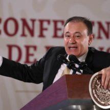 La fuerza no resolverá el tema de la inseguridad: Alfonso Durazo