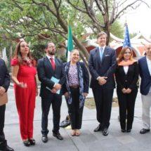 EU y México trabajan en equipo para formar científicos: embajador
