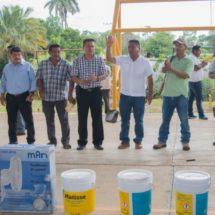 Con acciones contundentes impulsamos el desarrollo de Tuxtepec: Dávila