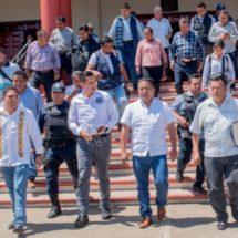 La seguridad en Tuxtepec, tema prioritario para el Gobierno del Estado: Salcedo