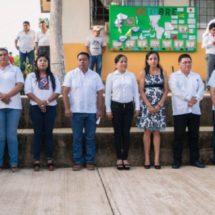 Amplio respaldo del Gobierno de Tuxtepec al sector educativo