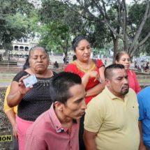 """Dicen pobladores de San Antonio de la Cal que golpearon a mujer """"porque fueron agredidos y ella es violenta"""""""