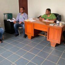 IMSS y Ayuntamiento de Tuxtilla acuerdan beneficios a la población