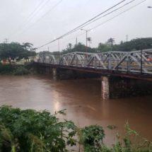 Advierten sobre riesgos de desbordamientos en Juchitán