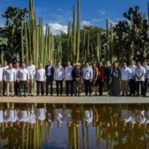 Oaxaca ha hecho grandes aportes a la cultura democrática del país: AMH