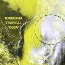 Se forma tormenta tropical 'Olga' en el Golfo de México