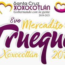 Realizarán la octava edición del Mercadito del Trueque en Xoxocotlán