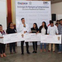 Reconoce Gobierno de Murat a ciudadanos ocupados y preocupados por la legalidad y transparencia en Oaxaca: SCTG