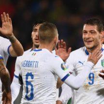 ¡Italia no perdona!