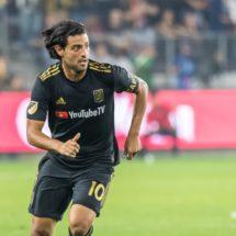 Carlos Vela tiene nueva distinción en la MLS