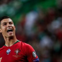 Cristiano Ronaldo y Portugal golean a Luxemburgo