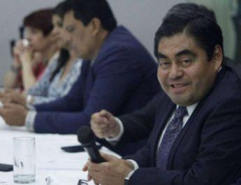 Sin trasfondo político detención de alcalde: Barbosa