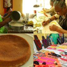 Promueve INAPAM  Delegación Tuxtepec más actividades para la capacitación y esparcimiento de adultos mayores