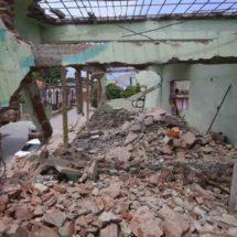 Se agotan fondos de reconstrucción