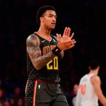 NBA SUSPENDE 25 JUEGOS A JOHN COLLINS!