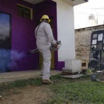 Lava, tapa, voltea y tira recipientes para evitar dengue