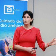 Oaxaqueña y primera mujer en presidir el Servicio Geológico Mexicano