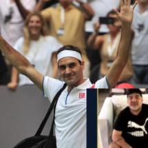 Maradona se rinde ante Federer: ¡Maestro, master, máquina!