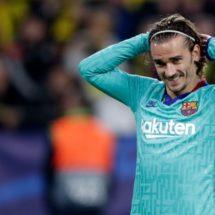 Griezmann está en Barcelona para aprender un nuevo estilo de juego