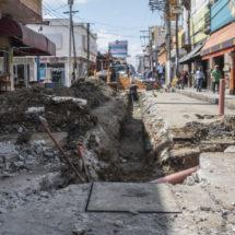 Gobierno de Tuxtepec rehabilitará socavón en avenida Libertad y Zaragoza