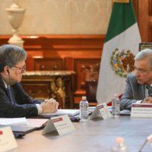 Fiscal de EU comprende principio de no intervención: AMLO tras reunión