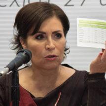 Niegan suspender prisión preventiva a Rosario Robles