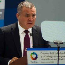 Le niegan derecho a fianza: García Luna será trasladado a Nueva York