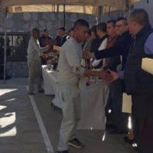 Salen de la cárcel y con estudios 22 indígenas en Chihuahua