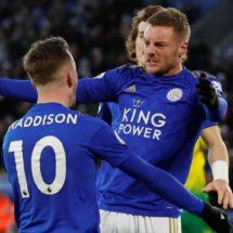 Premier League: Leicester sorprende hasta a Manchester City