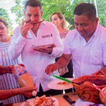 Primer Encuentro de Cocineras rescata la riqueza gastronómica y cultural de Tuxtepec: Dávila