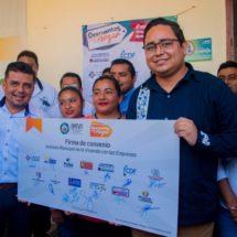 Fortalece Gobierno de Tuxtepec apoyo a la vivienda con programa de descuentos del IMVI