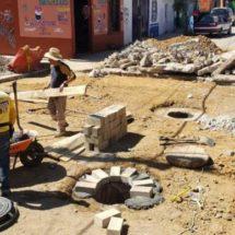 Continuidad a la obra pública en Xoxocotlán, compromiso cumplido: ALJ