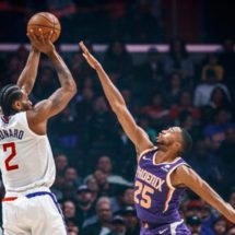 CLIPPERS SUPERAN A LOS SUNS!