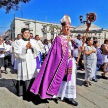 Ruega arzobispo por paz y reconciliación