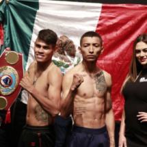 'Vaquero' Navarrete y Francisco Horta dan el peso