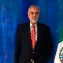 México envía nuevo encargado de Negocios a Embajada en Bolivia