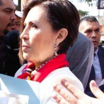 Frenan inhabilitación de Rosario Robles para ejercer cargos públicos