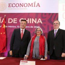 China invertirá 600 mdd en refinería Dos Bocas: embajador