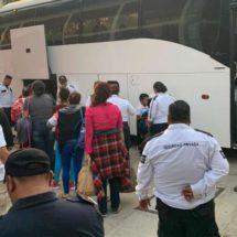 Van más de dos mil migrantes hondureños retornados a su país: INM