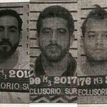 Se fugan 3 del 'Reclu' Sur, son del cartel de Sinaloa