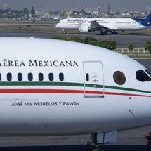 PRI y PRD piden que López Obrador use el avión presidencial